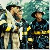 Cortina de Fogo : foto Kurt Russell, Ron Howard, Scott Glenn, William Baldwin