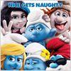 Os Smurfs 2 : Poster