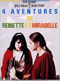 4 Aventuras de Reinette e Mirabelle