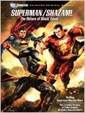Superman & Shazam! - O Retorno de Black Adam