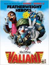 Valiant - Um Herói que Vale a Pena