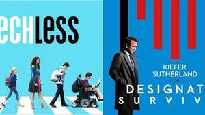 Designated Survivor e Speechless ganham ordem de temporada completa na ABC