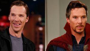Benedict Cumberbatch revela que não gosta de se assistir nas telas