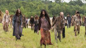 Fãs perceberam um detalhe curioso entre os zumbis do último episódio de The Walking Dead