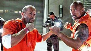 Jason Statham e The Rock podem estrelar spin-off de Velozes & Furiosos