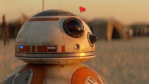 Star Wars: HQ de Poe Dameron revela que BB-8 tem uma namorada!