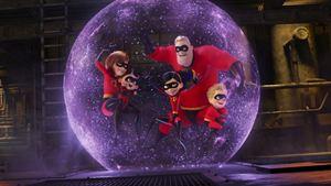 Os Incríveis 2 supera Procurando Dory e tem a melhor estreia de animação de todos os tempos