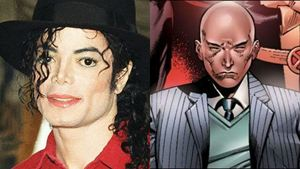 Michael Jackson quase foi Professor Xavier em X-Men