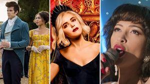 Lançamentos da Netflix em séries para dezembro
