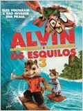 Alvin e os Esquilos 3