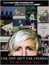 The Tomi Ungerer story: Far out isn't far enough