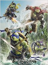 As Tartarugas Ninja - Fora das Sombras