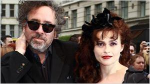 Tim Burton e Helena Bonham Carter anunciam a separação