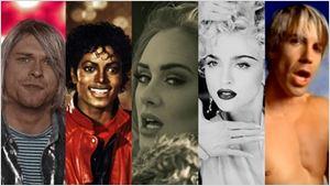 Os 50 melhores videoclipes dirigidos por cineastas
