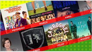 Calendário dos filmes brasileiros em 2016