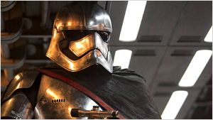 Gwendoline Christie confirma Capitã Phasma em Star Wars - Episódio VIII