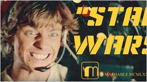 Guerra nas Estrelas ganha trailer em versão grindhouse