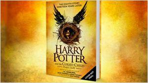 É oficial! Oitavo livro de Harry Potter ganha data de lançamento oficial