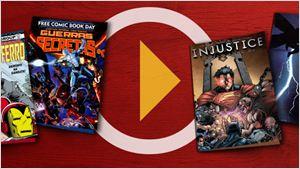 16 sagas dos quadrinhos que poderiam ser adaptadas para o cinema