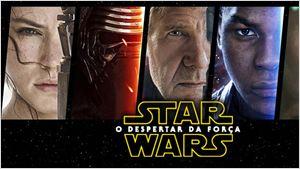 Pré-lançamento de Star Wars - O Despertar da Força é destaque no Telecine On Demand