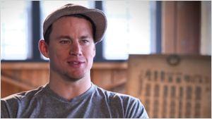 """Channing Tatum diz achar """"cômico"""" que os atores sejam retratados como idiotas em Ave, César!"""