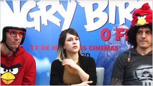 Exclusivo: Conversamos com os irmãos Piologo e Pathy dos Reis, dubladores de Angry Birds - O Filme