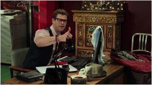 Caça-Fantasmas: Novo trailer legendado mostra momento em que personagem de Chris Hemsworth 'batiza' o grupo