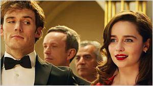 Como Eu Era Antes de Você: Sam Claflin vive tentando convencer Emilia Clarke a contar spoilers de Game of Thrones
