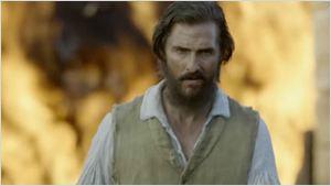 Matthew McConaughey vai para guerra em novo trailer de Free State of Jones