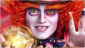 Alice Através do Espelho é a maior estreia da semana