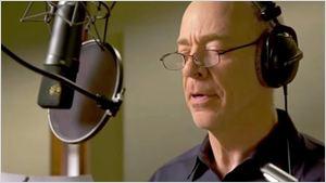 J.K. Simmons, que dublou personagens de Zootopia e Kung Fu Panda 3, fala sobre as vantagens de atuar com a voz