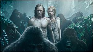 A Lenda de Tarzan é a maior estreia da semana