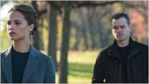 Bilheterias Estados Unidos: Jason Bourne faz US$ 59 milhões, segundo melhor lançamento da franquia
