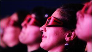 Pesquisadores tentam desenvolver uma maneira de assistir a filmes 3D sem óculos