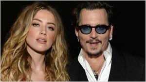 Caso de violência doméstica de Johnny Depp e Amber Heard chega a um acordo