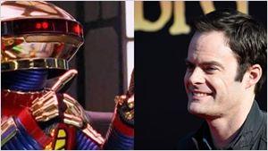 Power Rangers: Bill Hader vai dublar o robô Alpha 5