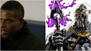 Pantera Negra escala ator de Person of Interest como o vilão Homem-Gorila
