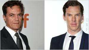 Michael Shannon se junta a Benedict Cumberbatch no filme sobre a Guerra das Correntes