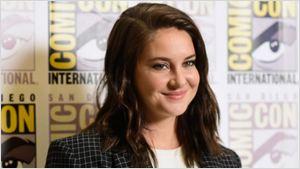 Shailene Woodley será náufraga em drama baseado em fatos reais