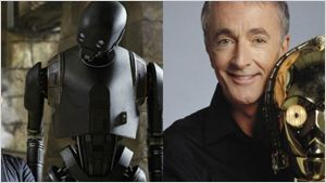 Ator de Rogue One revela que foi xingado por intérprete de C-3PO