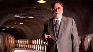 Francis Ford Coppola fecha acordo para fornecer vinho para cerimônia do Oscar