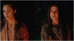 The 100: Marie Avgeropoulos e Lindsey Morgan falam sobre Octavia, Raven e quarta temporada (Entrevista)