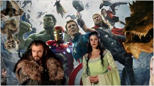 11 atores da Marvel que também participaram da franquia O Senhor dos Anéis