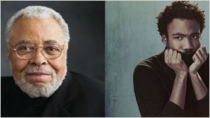 Live-action de O Rei Leão escala James Earl Jones como Mufasa e Donald Glover como Simba
