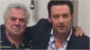 Hugh Jackman conhece (e elogia!) dublador brasileiro do Wolverine