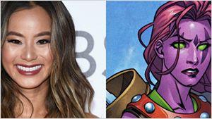 Jamie Chung será a mutante Blink no piloto da série dos X-Men