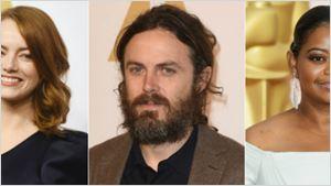 Oscar 2017: Relembre nossas entrevistas com os indicados nas categorias de melhor ator e atriz