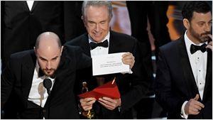 Presidente da Academia de Artes e Ciências Cinematográficas afirma que os auditores trapalhões estão banidos do Oscar