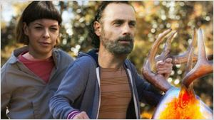 The Walking Dead: Internet reage ao cervo de CGI