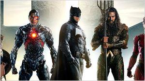Liga da Justiça surge reunida no cartaz que precede o trailer
